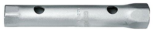 Gedore Clé à tube double, corps Câble, 6 pans 13 x 14 mm – 26 r 13 x 14