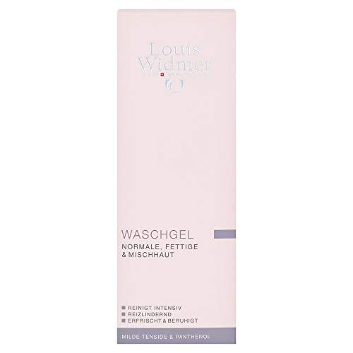 Louis Widmer Waschgel leicht parfümiert, 1er pack (1 x 125 ml)