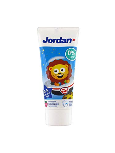 Jordan Tandpasta Junior 0-5 Jaar, 50 Ml