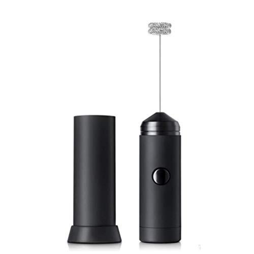 RVS Elektrische Melkopschuimer - Fancy Coffee Melkschuimer - Elektrische Eiklopper - Roestvrij Staal Roerstaaf