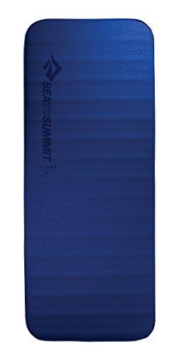 Sea to Summit Comfort Deluxe Si Mat Tapis de Sol autogonflant Bleu Taille L