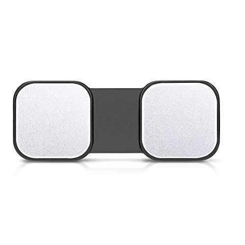 EKG Geräte SnapECG EKG Monitor - Herzfrequenzmesser für Smartphones Bluetooth EKG-Geräte Tragbare EKG-Monitor für den Heimgebrauch Reise