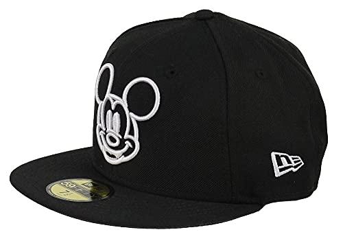New Era Mickey Mouse White Face Disney 59Fifty Cap - 6 7/8-55cm (S)