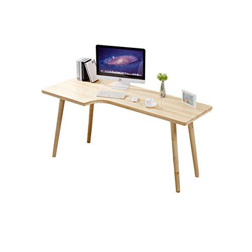 DLMSDG Mesa De Computadora En Forma De L Escritorio Industrial Mesa Oficina Escritorio Desk Simplicidad Moderna Mesa Gaming Muebles Tableros Durable Resistente Protector Accesorios Industrial