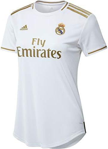 Adidas Camiseta Real Madrid 1ª Equipación 2018/2019 Mujer