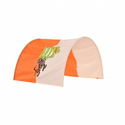 XXL Discount Tente Lit superposé, Tente Lit mi-Hauteur, Lit cabane Tente Tunnel Motive : Afrique, la Jungle, Les Animaux
