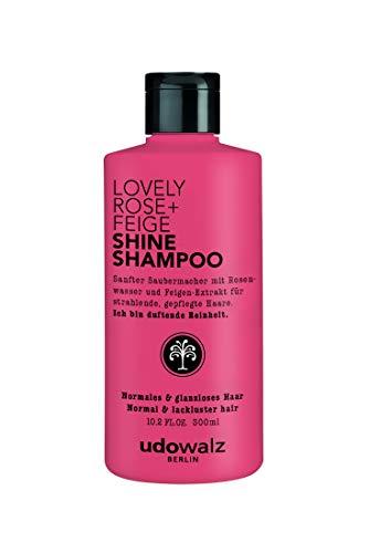 Udo Walz Lovely Rose + Feige Shampoo, 1er Pack(1 x 300 ml)