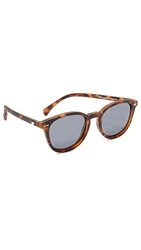 Le Specs Bandwagon Sonnenbrille braun Einheitsgröße