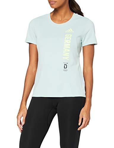 adidas Ger TR tee W Camisetas, Mujer, MATVER, 48