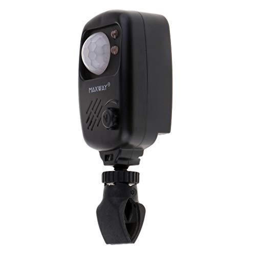 FLAMEER Angeln Infrarot Sensor Alarmanlage Für Tag Und Nacht Angeln Camping Jagd/Sichtwinkel PIR-Sensors: 100 Grad