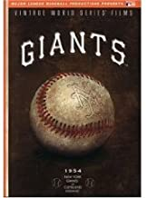 New York Giants 1954 Vintage World Series Films