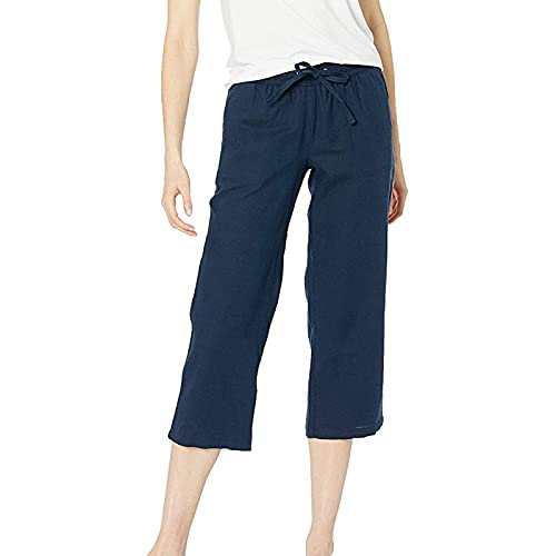 Liably Pantalones ligeros para mujer de DüNner, con cordón, adornos, bolsillos, para el tiempo libre, de un...