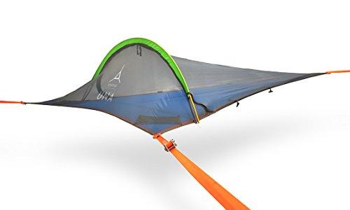 Tentsile Albero una tenda da 1persone tenda da trekking tenda tenda per aerei Biwak amaca Outdoor Survival leggero 2,9kg, orange