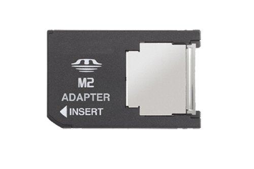 SanDisk M2 (Memory Stick Micro) para Pro Duo Adaptador de Memoria móvil...