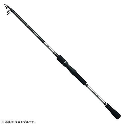 ダイワ(Daiwa) スピニングロッド クロスビート 664TLFS 釣り竿