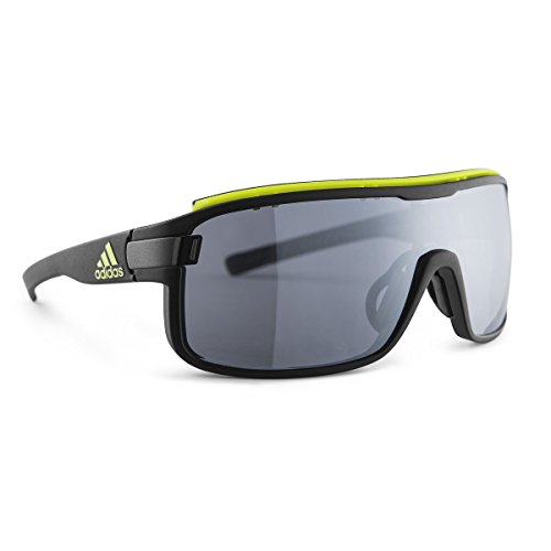adidas Zonyk Pro Glasses L Coal matt/Chrome 2019 Fahrradbrille