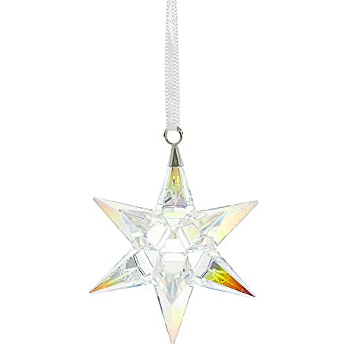 Swarovski Star Ornament, Crystal Ab. 2017