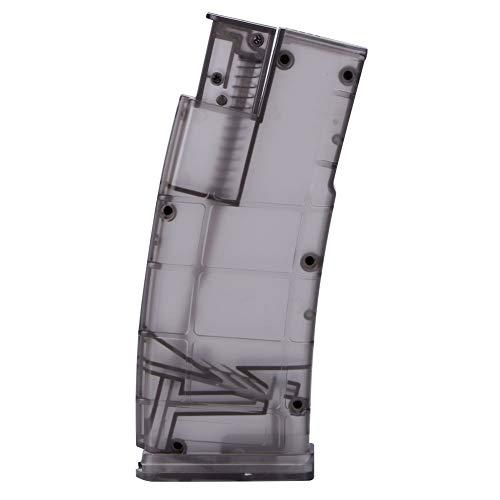 OAREA Airsoft BB velocidad cargador 500 rondas táctico paintball cargador caza revista BB caja pistola caza accesorios
