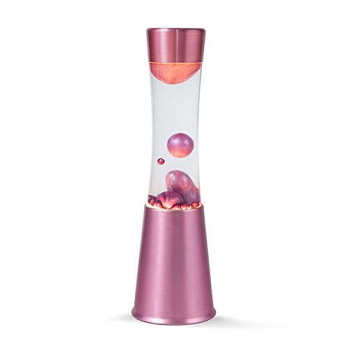 I-Total - Basis Lava Lampe (Rosa Metallic)