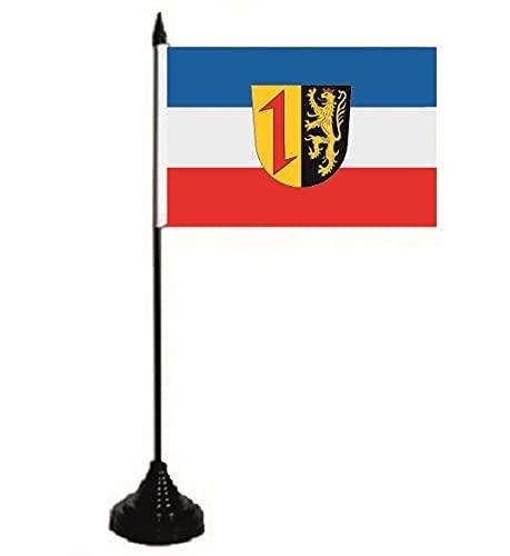 U24 Tischflagge Mannheim Fahne Flagge Tischfahne 10 x 15 cm