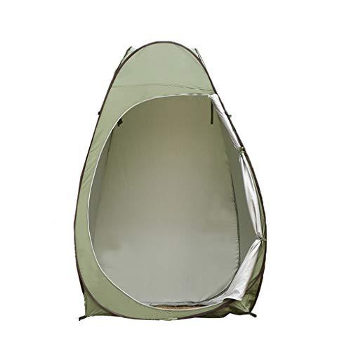 Coco Draagbare Pop-up Privacy Shield Onzichtbare Tent met Ramen en Opslag Tassen Camping Douche Vissen Toilet Beach Park, Draagtas