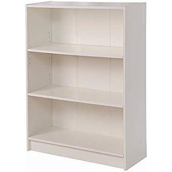 Ikea Billy Bookcase White Amazon Co Uk Kitchen Home