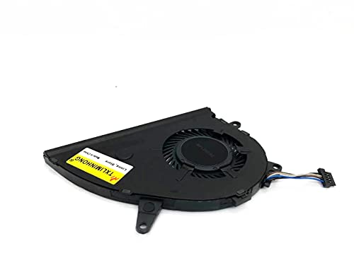 New Compatible CPU Cooling Fan for HP 15-cs 15-cw 15-cs0061st 15-CS0003CA 15-CS0006CA 15-CS0008CA 15-CS0009CA 15-CS0010CA CPU Cooling Fan L25584-001 NS85B00-17K24 4PIn 4LINE