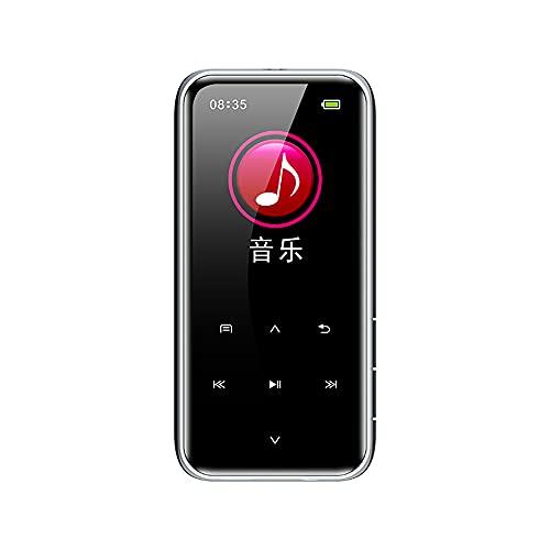 Sunydog M22 BT MP3 Music Video Player Lossless HiFi Sound Music Player 1.8-Pollici di Schermo OLED con FM Radio Registrazione Stereo FM Radio Automatico MP3 MP4 3.5mm Audio Input