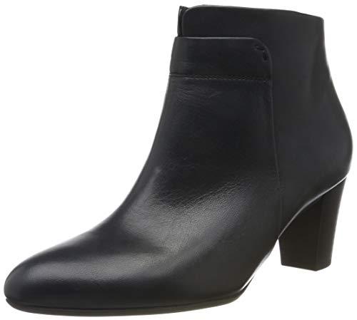 Gabor Damen Comfort Fashion Stiefeletten, Blau (Ocean (Micro) 56), 42 EU