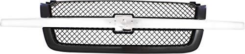 06 chevy silverado 2500 grill - 8