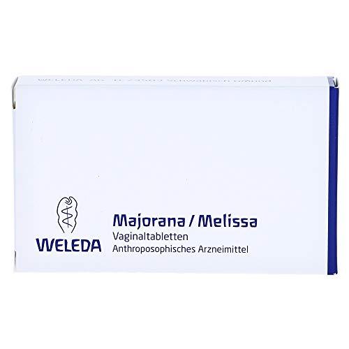 Majorana/melissa Vaginaltabletten, 10 St