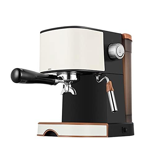 WSJTT Automatyczna maszyna do espresso,ekspres do kawy z 20bar pompą mleka parowa piana,dla latte,macchiato,cappuccino i napoje espresso (Color : B)