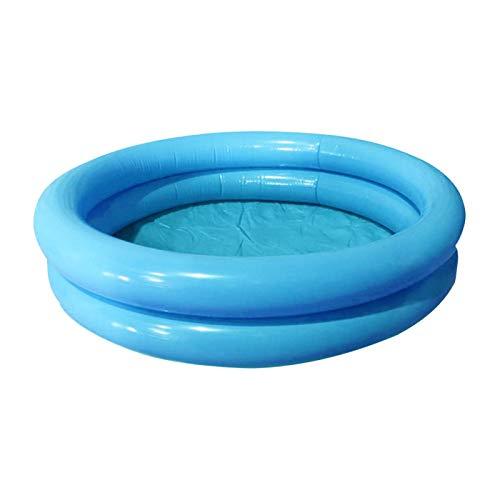 SDFLKAE Opblaasbaar zwembad, Familie Kiddie Opblazen Zwembad voor kinderen, Kinderen, Dikke Slijtvaste Grote Boven Grond…