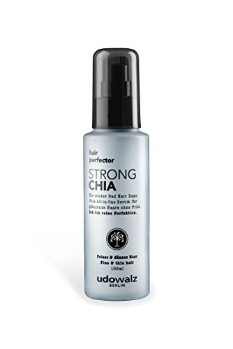 Udo Walz Hairfood Hairperfector Serum Strong Chia, 1er Pack (1 x 100 ml)