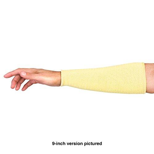 Superior KKWC9 Kevlar Double Folded Knit Stockinette Sleeve, 9