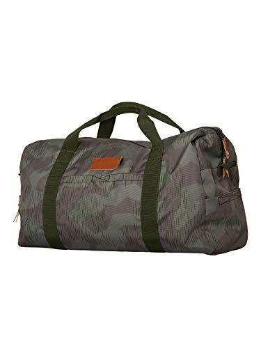 Volcom Roadtrip Duffle Bag Borsone da Viaggio, Uomo, Camouflage, O/S