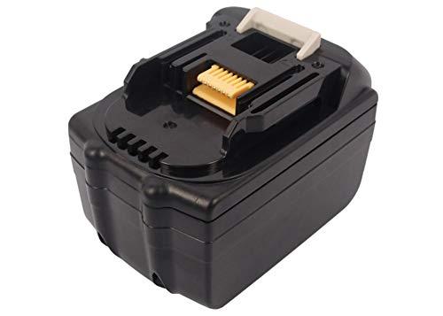 Cameron Sino 18V/4500mA 194204-5,194205-3,194309-1,BL1815,BL1830,BL1835,BL1840,BL1850,LXT400,XRU02Z Replacement Battery for Makita XSH03Z,XSJ01Z,XSS01Z,XSS02Z,XSS03Z,XST01M,XST01Z,XTS01Z Battery