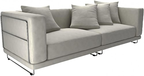 Custom Slipcover Replacement strapazierfähige Baumwolle Tylosand Dreisitzer-Sofa-Abdeckung Replacement ist nach Maße für Ikea Tylosand 3 Seater Sofa Slipcover.