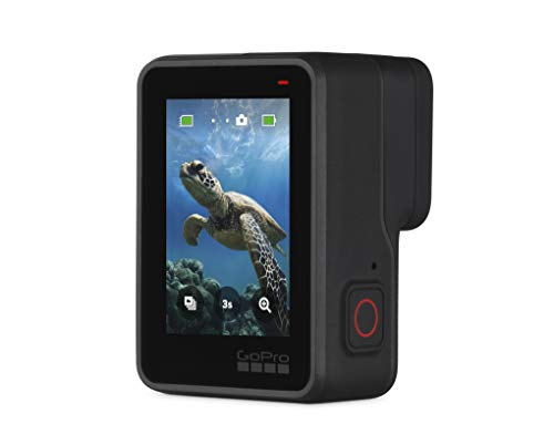 GoPro Hero7 Black — Waterproof Action Camera with Touch Screen 4K Ultra HD Video 12MP Photos 720p Live Streaming… 9 HyperSmooth: Get gimbal‑like stabilization—without the gimbal. HERO7 Black corrects for camera shake to deliver insanely smooth footage TimeWarp: Capture super stabilized time lapse videos while you move about a scene. Increase the speed up to 30x to turn longer activities into shareable moments Live streaming in 720p: Share while you're there. Live stream in 720p on social, get HyperSmooth stabilization as you broadcast via the GoPro app and save footage to your SD card to check out later