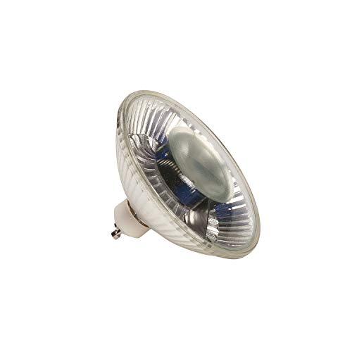 SLV LED Lampe LED QPAR111 GU10 / Leuchtmittel, Lampe, LED / GU10 3000K 10.0W 630lm transparent dimmbar
