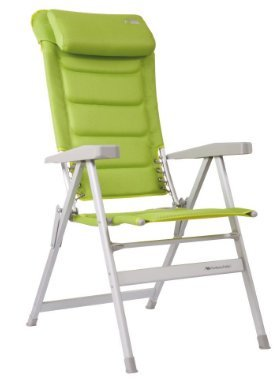 Frankana Campingstuhl HighQ Comfortable Greenline