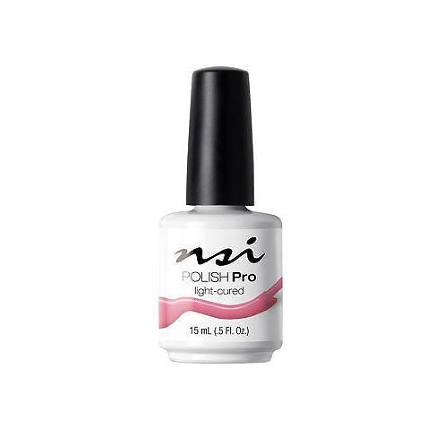折株式会社恨みNSI Polish Pro Gel Polish - Pink Flamingo - 0.5oz / 15ml