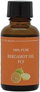 天然100% ベルガモットオイル FCF プテンフリー 精油 30ml (フロクマリンフリー) アロマ オイル