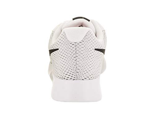 Nike Men's Tanjun SE Running Shoes White/Black 9.5