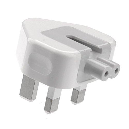 Fheimin 3 pin Standard UK plug Connector for Apple MacBook Pro 45W 60W 85W MagSafe