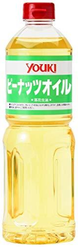 YOUKI ユウキ 花生油 ピーナッツオイル 920g 6個 ZTHCQ