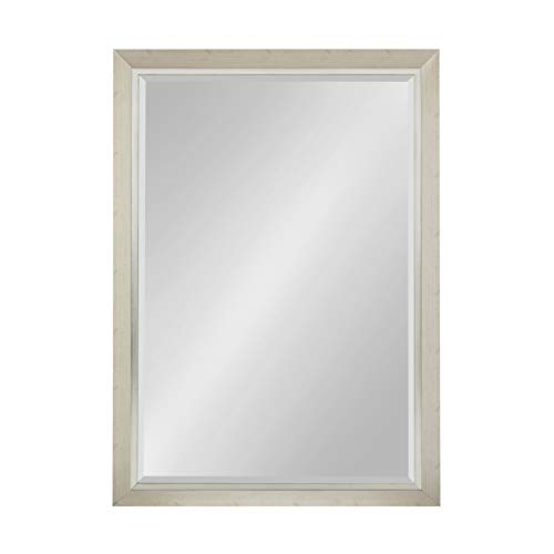 Kate and Laurel Lohman Large Framed Rectangle Wall Mirror, 28x40 -