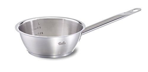 Fissler Original-Pro Collection / Sauteuse En Acier Inoxydable (Ø 24 Cm), Écaillage Intérieur, Tous Types de Cuisinières, Induction
