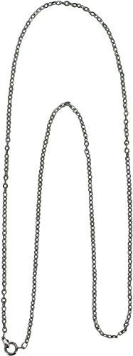 Ferrari & arrighetti – Chaîne Forçat – Neuf en métal nickelé cm 60 (Lot de 10 pièces)