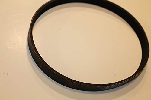 Lew All Fitness Solutions Treadmill Motor Drive Belt, Replacement Part for Treadmills - Sole, Spirit, Fuel, Xterra, and Esprit - Check Description for Compatibility